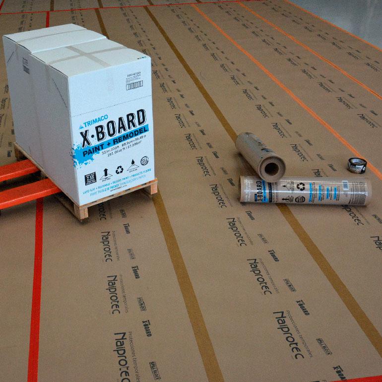Naiprotec X-BOARD